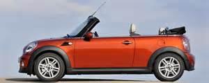 Orange Mini Cooper Convertible Mini Coopers Mini Cooper Convertible And Convertible On