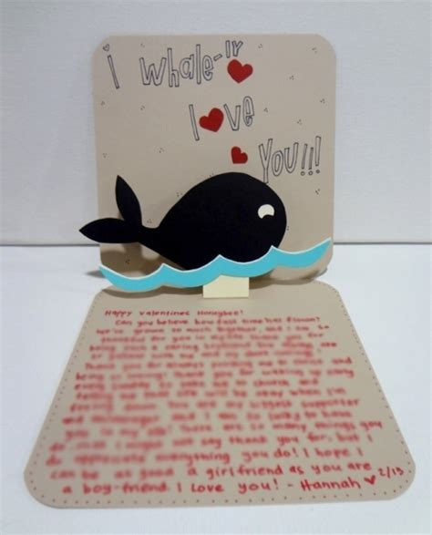 cute ideas for valentines day for him homemade valentine s day card ideas for boyfriend
