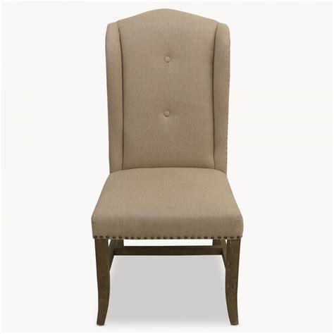 Winged Dining Chairs St Winged Dining Chair Mysmallspace