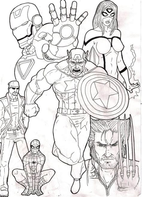 coloring pages avengers free coloring pages avengers coloring pages free printable