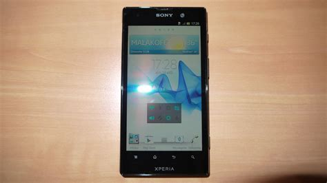 Hp Android Sony Xperia Ion test du smartphone sony xperia ion frandroid