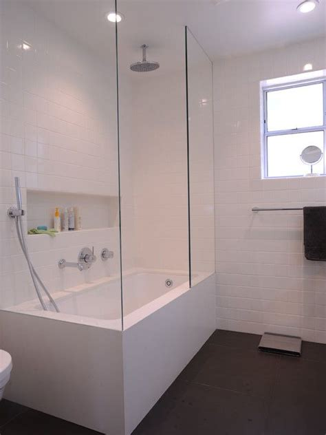Combined Bath And Shower Units 25 best ideas about shower bath combo on pinterest