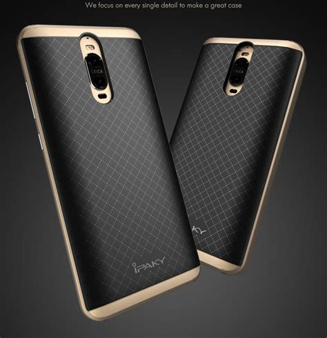 Silicon Casing Softcase 3d Huawei Mate 9 1 ipaky hybrid pc frame with silicon cover for huawei mate 9 9 pro