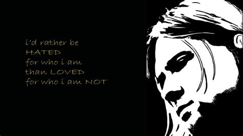 motivational house music art quotes music quotes by kurt cobain and the sketch of him in black design