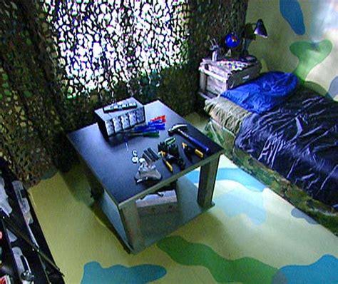 Army Bedroom Wallpaper by Boy Room Idea Boys Camo Room Ideas