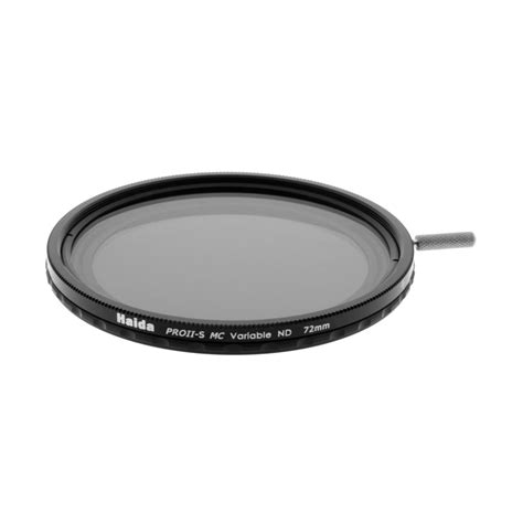 Haida Filter Pro Ii Mcuv 72mm haida 72mm proii s multi coated wide angle variable neutral density nd12 nd500 filter