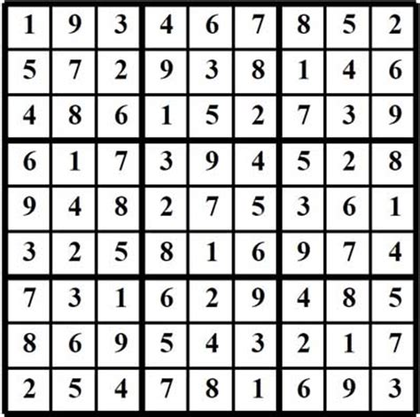 printable sudoku puzzle with answer key oct 28 issue sudoku answer key the pitch