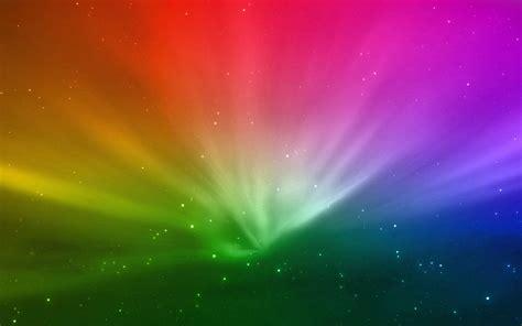 Rainbow Lights Rainbow Light Wallpaper 334150
