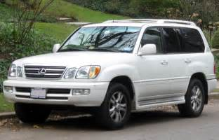 2002 lexus lx 470 information and photos momentcar