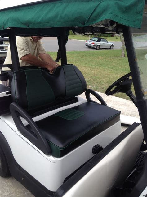 Golf Cart Upholstery Seats by 10 Best Golf Cart Safety Images On Golf Carts