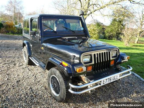 Used Jeep Wrangler Limited Used 1993 Jeep Wrangler Limited For Sale In Suffolk