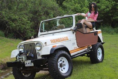 Jeeps On Craigslist This Jeep Cj 7 On Craigslist Is Awesome Build Race