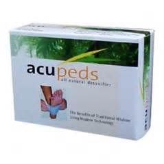 Organic Guru Cleansing Detox Foot Pads by Snyderhealth Acupeds Thermal Detox Foot Pads 30 Pack