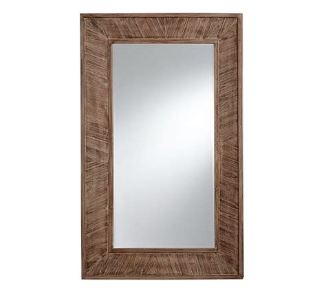 rutland floor mirror pottery barn