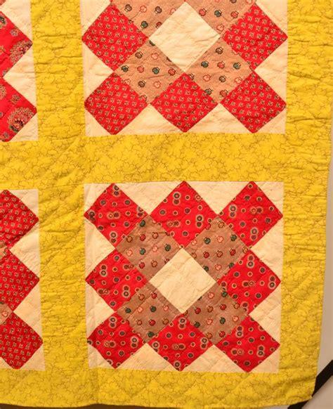Patchwork Quilts Lots Of Them - antique geometric pattern patchwork quilt