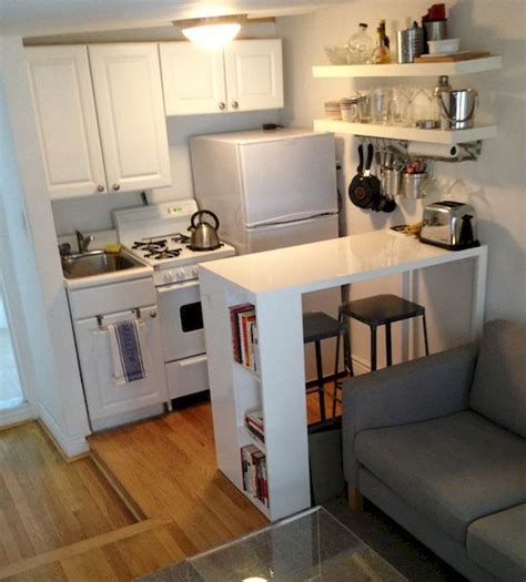 small apartment kitchen inspiration for small kitchen remodel ideas on a budget