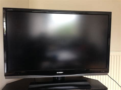 Tv Flat Sharp 42 Inch Sharp Aquos Lc42d62u 42 Inch 1080p Lcd Hdtv For Sale In Tallaght Dublin From Sax8na