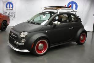 Where Is Fiat 500 Made La Macchina Fiat 500 Cruiser
