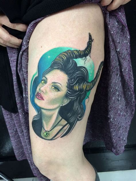 maleficent tattoo maleficent tattoos