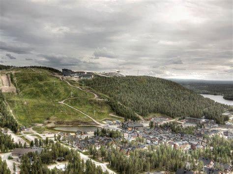 design hill finland big architects koutalaki ski village