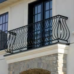 Balcony Railing Metal Balcony Railings