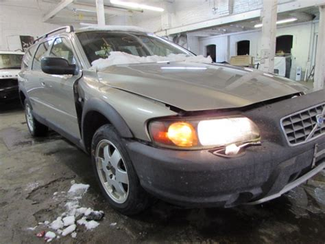 is volvo a foreign car parting out 2003 volvo xc70 stock 150013 tom s