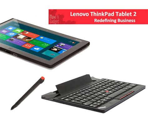 Lenovo Tablet 2 Pro lenovo thinkpad tablet 2 windows 8 pro images 630 techotv