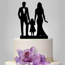 family cake toppers family wedding cake topper and groom with by walldecal76
