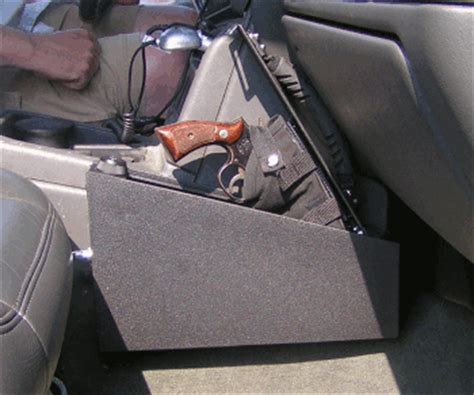 gun vault  charger dodge charger forum