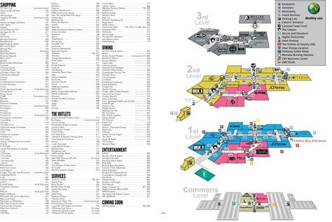 destiny usa syracuse map destiny usa 243 stores outlet shopping in syracuse