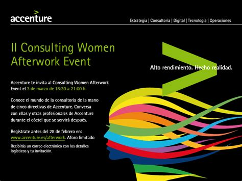 Club Mba Accenture by Club Mba Accenture Te Invita A Un Exclusivo Evento
