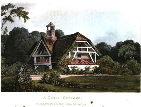 Vue 02 Swiss Cottage by Gardeners On Estates Regency Reader