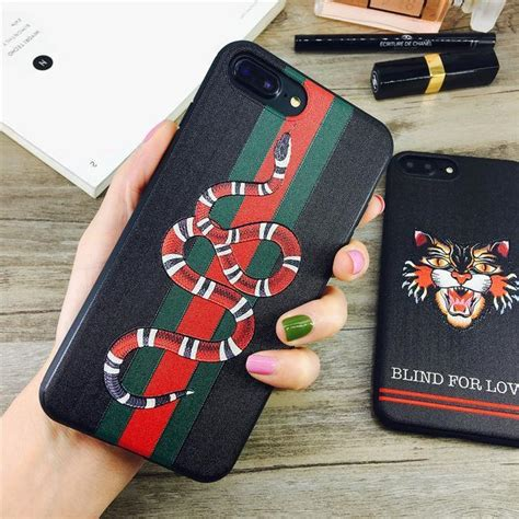gucci snake iphone for iphone x 6 7 8plus the square