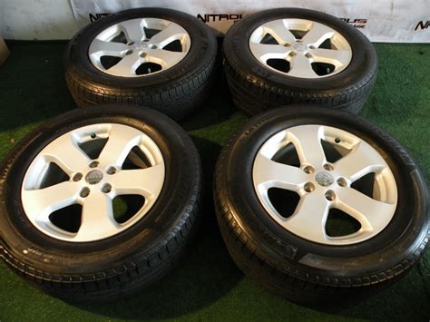 Jeep Grand 18 Wheels 18 Quot Jeep Grand Factory Wheels Tires Oem Laredo X