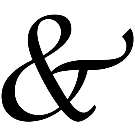 arsham s blog the history of the ampersand and showcase