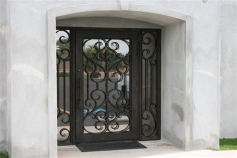 Iron Front Door Prices Wrought Iron Entry Doors Prices Home Ideas Collection Wrought Iron Entry Doors For An