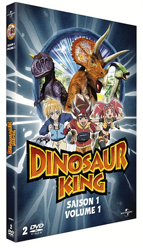 king s the xander king series volume 4 books anim 233 e gt dinosaur king gt dvd dinosaur king saison 1