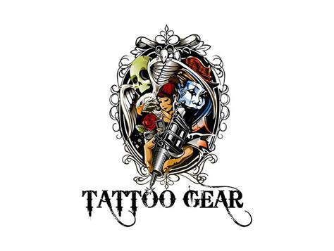 tattoo logos logo design logos for shops and tattooists