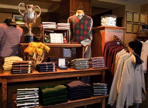 best golf store 17 best images about golf shop displays on