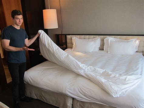 How To Put A Futon Together by I Don T Understand European Hotel Beds One Mile At