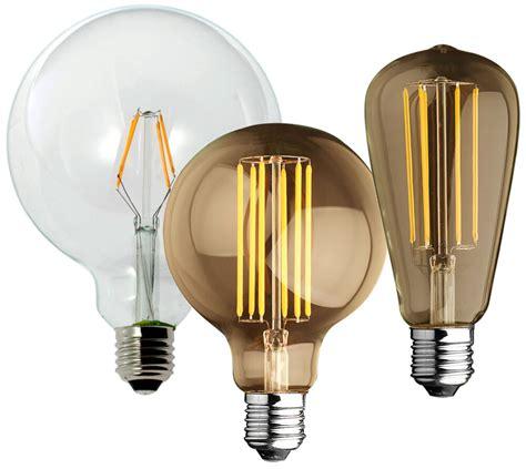 lampadine led  globo bulbo stile vintage retro lampada