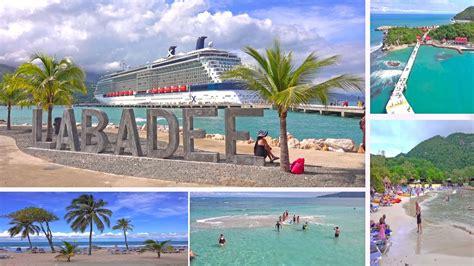 haiti cruise labadee labadee haiti cruise and sandbar excursion