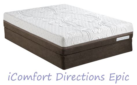 Serta Icomfort Mattress Protector by Serta Icomfort Directions Epic Memory Foam Mattress With