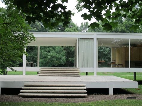 farnsworth house a film is being about mies van der rohe s farnsworth house