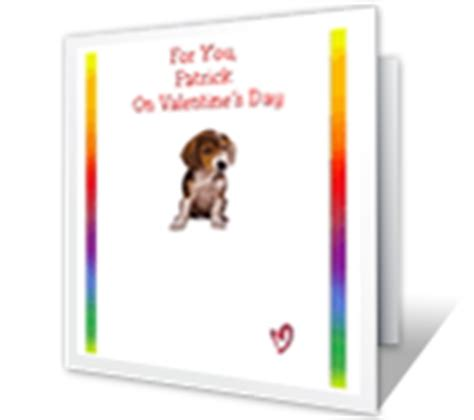 printable valentine card for grandson printable valentine s day cards blue mountain