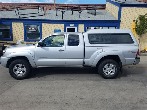 Topper For Toyota Tacoma 05 15 Tacoma Are Mx Series Suburban Toppers