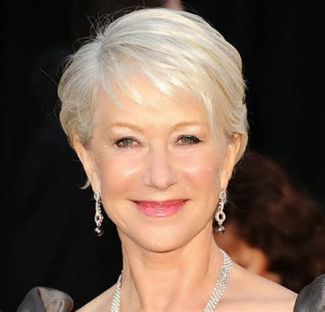 pictures of short hairstyles for over 60 with thin fine hair best hairstyles for women over 60 in 2016