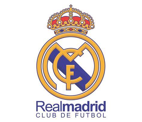 tutorial logo real madrid escudos de equipos equipos de la liga espa 209 ola de futbol