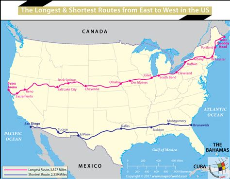 us map east west history and geography faqs and answers