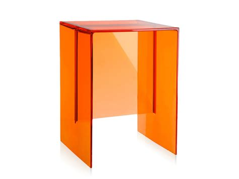 Kartell Side Table Buy The Kartell Max Beam Stool Side Table At Nest Co Uk